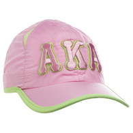 Alpha Kappa Alpha AKA Featherlight Cap