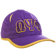 Omega Psi Phi Fraternity Featherlight Hat