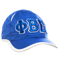Phi Beta Sigma Fraternity Featherlight Hat