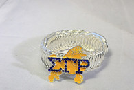 Sigma Gamma Rho Sorority Stretch Bracelet
