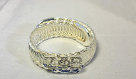 Zeta Phi Beta Sorority Stretch Bracelet