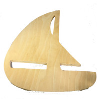 Sailboat Symbol Board- Large