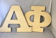Alpha Phi Letter Set