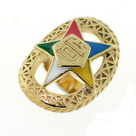 OES Ring Size- Gold