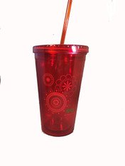 Alpha Chi Omega Sorority On The Go Tumbler