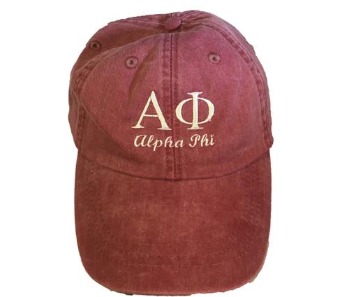 Alpha Phi Sorority Hat
