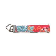 Kappa Alpha Theta Sorority Key Fob-Pattern #11