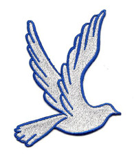 Zeta Phi Beta Sorority Dove Emblem- 4 Inches