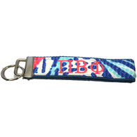 Pi Beta Phi Sorority Key Fob- Style #2