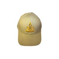 Mason Masonic Past Master - Khaki