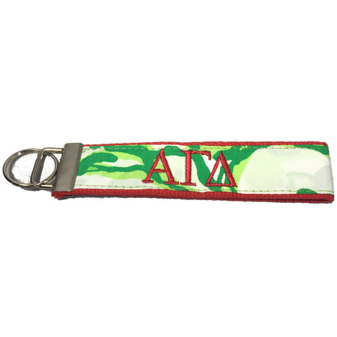 Alpha Gamma Delta Sorority Key Fob