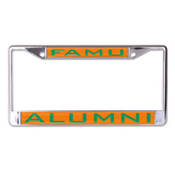 Florida A&M University FAMU License Plate Frame- Style Two