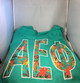Alpha Epsilon Phi AEPHI Sorority Spirit Jersey- Sea Foam