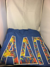 Alpha Delta Pi Sorority Spirit Jersey- Blue Moon