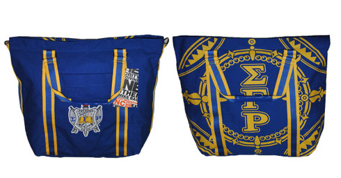Sigma Gamma Rho Sorority Canvas Bag