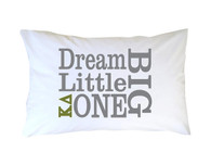 Kappa Delta Sorority Little Sister Pillow Case