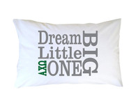Alpha Chi Omega Sorority Little Sister Pillow Case