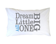 Alpha Delta Pi ADPI Sorority Little Sister Pillow Case