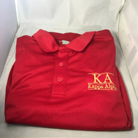 Kappa Alpha Fraternity Dri-Fit Polo