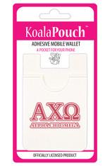 Alpha Chi Omega Sorority Koala Pouch
