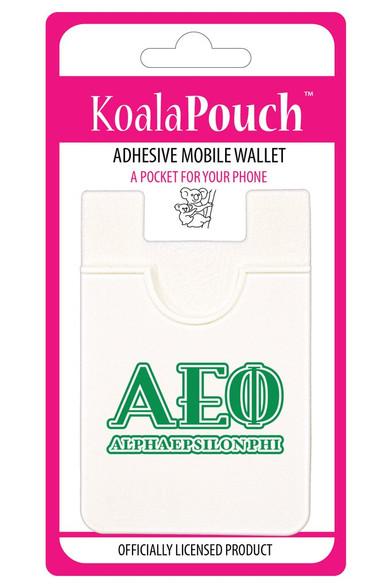Alpha Epsilon Phi AEPHI Sorority Koala Pouch