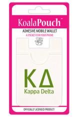 Kappa Delta Sorority Koala Pouch