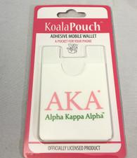 Alpha Kappa Alpha AKA Sorority Koala Pouch