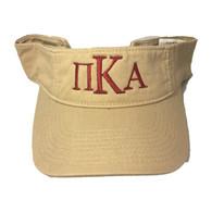 Pi Kappa Alpha PIKE Fraternity Visor