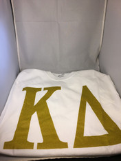 Kappa Delta Sorority T-Shirt- White