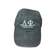Alpha Phi Sorority Hat- Midnight Blue