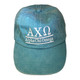 Alpha Chi Omega Sorority Hat- Caribbean Blue