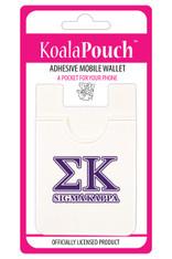 Sigma Kappa Sorority Koala Pouch