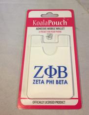 Zeta Phi Beta Sorority Koala Pouch