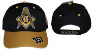 Mason Masonic Two-Tone Hat