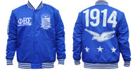 Phi Beta Sigma Fraternity Lightweight Jacket