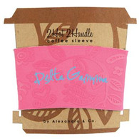 Delta Gamma Sorority Coffee Sleeve