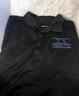 Sigma Chi Fraternity Dri-Fit Polo- Black