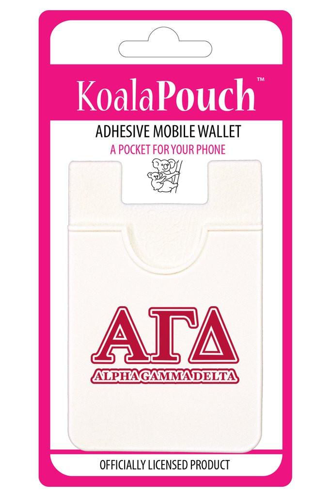 Alpha Gamma Delta Sorority Koala Pouch Brothers And