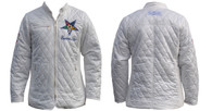 Order of the Eastern Star OES Padded Jacket