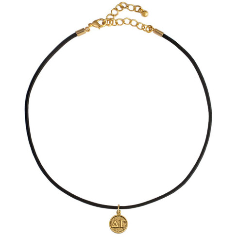 Delta Gamma Sorority Choker Necklace