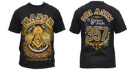 Mason Masonic Look to the East Shirt