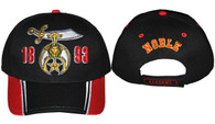 Shriner Symbol Hat