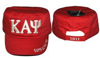 Kappa Alpha Psi Fraternity Captain's Hat