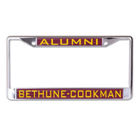 Bethune-Cookman University BCU License Plate Frame- Style One