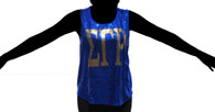 Sigma Gamma Rho Sorority Sequin Tank Top