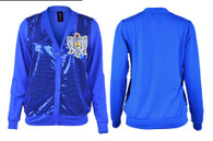 Sigma Gamma Rho Sorority Sequin Cardigan