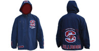 South Carolina State University Windbreaker- Style 1
