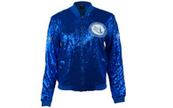 Zeta Phi Beta Sorority Sequin Jacket