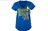 Sigma Gamma Rho Sorority Glitter Shirt
