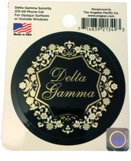 Delta Gamma Sorority Phone-Cal